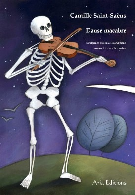 Year 6 writing Danse Macabre